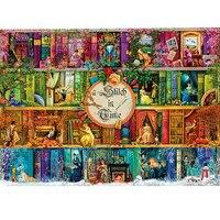Notizie Adulto Puzzle Di 1000 Pezzi Colorati Giocattoli Educativi Bambino apprendimento Precoce del giocattolo Regalo Di Natale