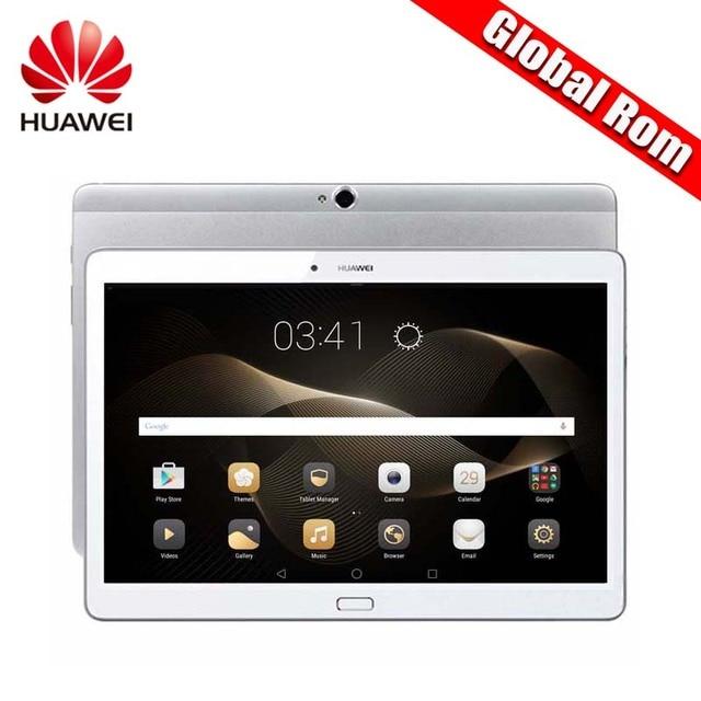 Международный Встроенная память 10.1 дюймов Huawei MediaPad M2 10.0 13.0MP Octa core 16 ГБ/64 ГБ WI-FI/LTE Android планшеты PC KIRIN 930 3 ГБ Оперативная память N