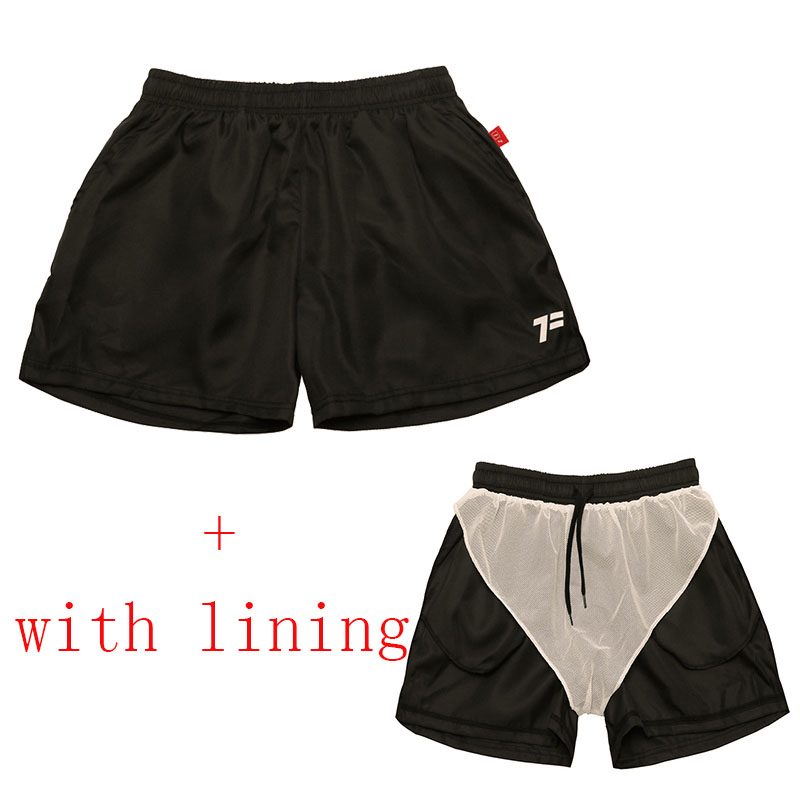 Mens New Beach Shorts With Lining Gyms Bodybuilding Fitness Shorts Summer Casual Fashion Thin Cool Breathable Workout Outdoor