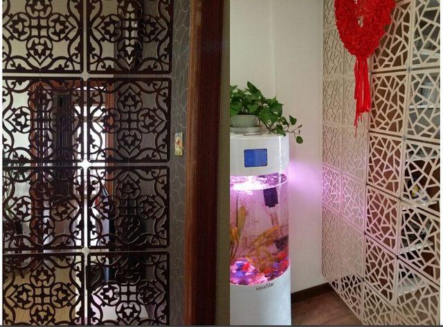 Online Shop 2929CM Plans to customize Wooden Room divider Hanging