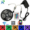 WIFI 15M 10M 20M RGB Led Strip Tape SMD5050 RGB Led Strip Not Waterproof 5M 300led