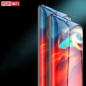 Image 2 - Protector de pantalla para Lenovo Z6 Pro, película de vidrio templado, cubierta completa 2.5D, Mofi Original Premium, lenovo z6 pro