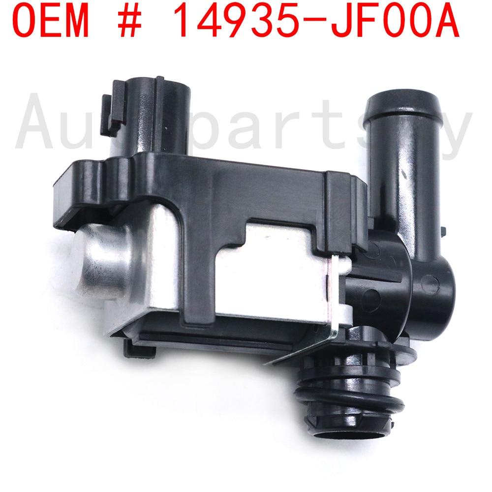 14935-JF00A Vapor Canister Purge Solenoid Evap Vent Control Valve For Infiniti Nissan 2009-2012