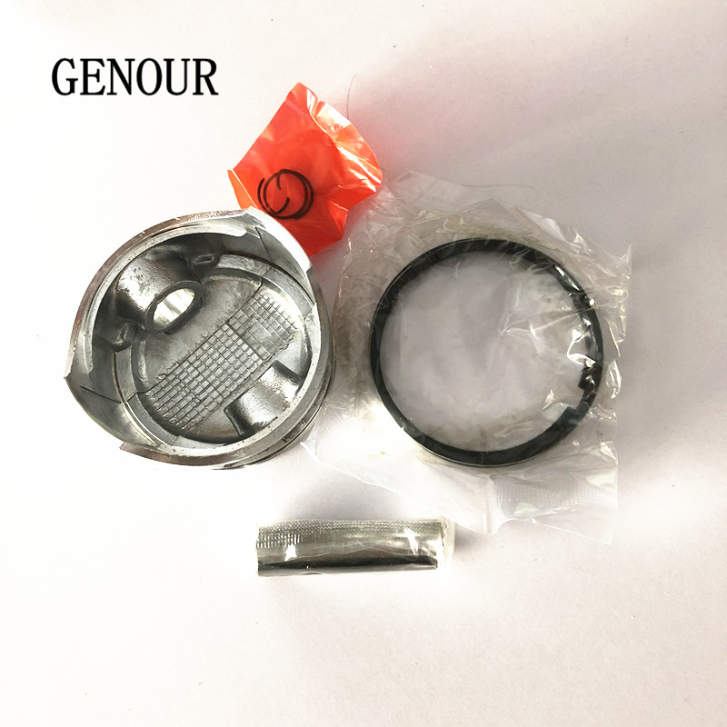 PISTON KIT 67MM FITS FOR RB EY20 EH18 RGX2400 GENERATOR, PISTON SET FREE SHIPPING CHEAP KOLBEN RING PIN CLIPS SUBARU PARTS REPL genuine piston 36mm for zenoah g3000 g3000t chainsaw free original chain saw cheap kolben parts p n 513 5870 01