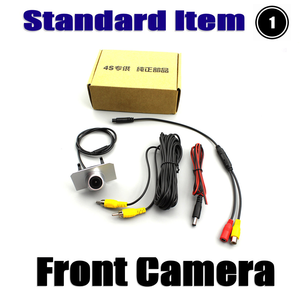 Liandlee AUTO CAM Car Front View Camera For Land Rover Range Rover 2015 2016 2017 Not Reverse Rear Parking Camera in Vehicle Camera from Automobiles Motorcycles