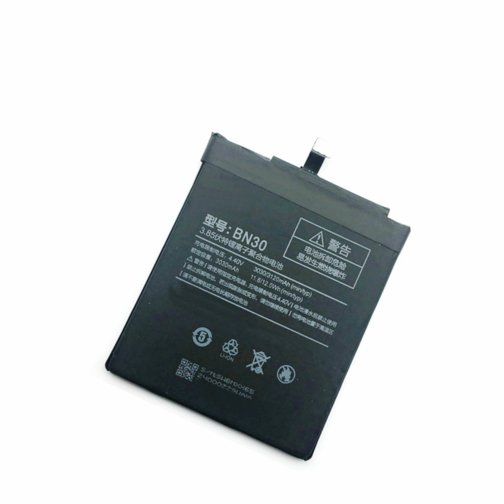 New 3030mAh BN30 Battery For Xiaomi Redmi 4A Battery Redrice 4A Hongmi 4A Cell Phone