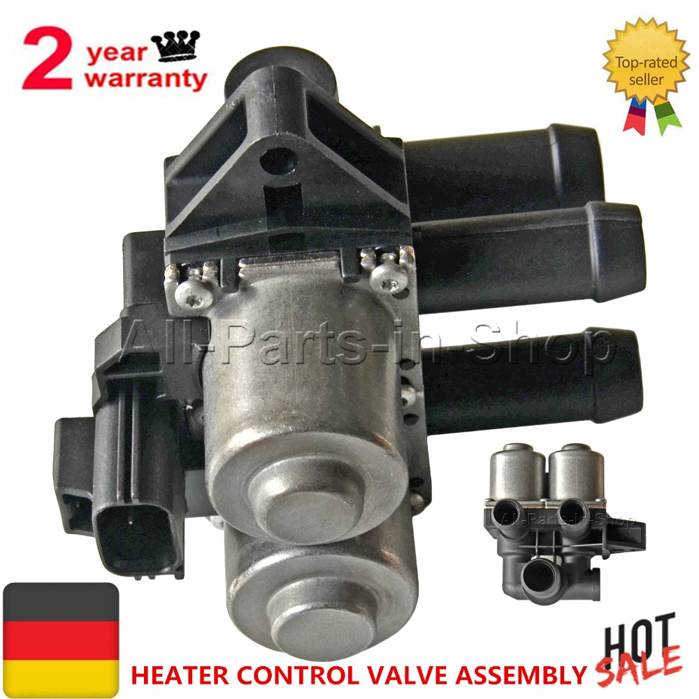 NEW HEATER CONTROL VALVE ASSEMBLY For Lincoln LS Ford Thunderbird JAGUAR S-Type XR8-40091 3 PORT TYPE XR840091 6860143 2R8H18495 цена