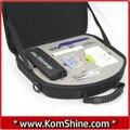 Komshine Inspección y con el kit de Limpieza De Fibra Óptica Conector De Fibra Óptica de Inspección Microscopio + Limpieza De Conectores de Fibra