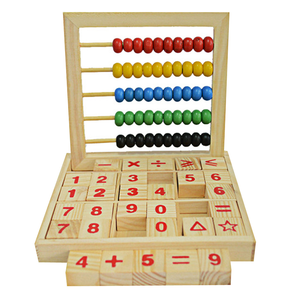 Online Buy Wholesale Wooden Abacus Toys From China Wooden
