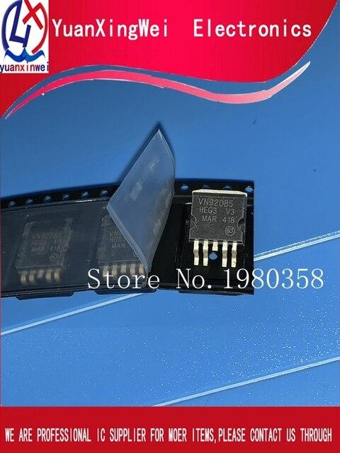 Free shipping 5pcs/lot VN920B5 TO263 VN920