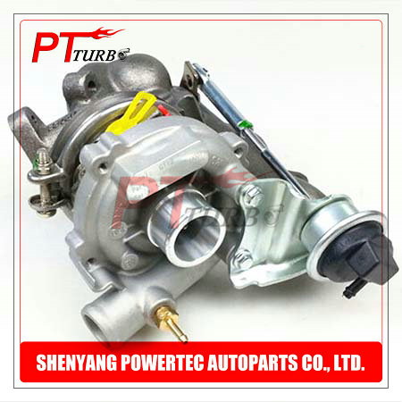 Complete Turbine GT1238S 708837 For Smart 0.6 (MC01) YH M160R3 3zyl 44 KW 55 HP - Full Turbocharger 006314V001000000 Turbolader