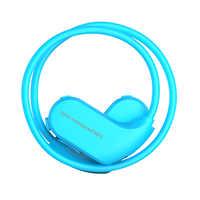 IPX8 HiFi Music 8G Memory Earphones for Swimming Diving Running Dustproof Waterproof MP3 Player Outdoor Sport MP3 Headphone