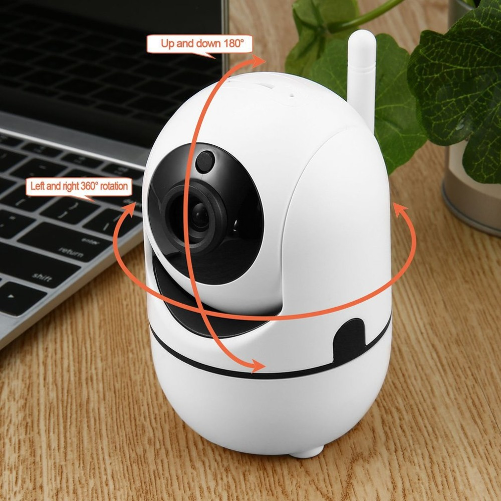 Cloud Storage Wireless IP WiFi Camera 1080P Body Motion Rotatable Auto Tracking Home Monitor Surveillance WiFi MonitorCloud Storage Wireless IP WiFi Camera 1080P Body Motion Rotatable Auto Tracking Home Monitor Surveillance WiFi Monitor