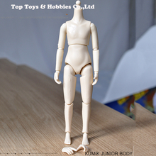 KUMIK 1/6 Scale Small Girl Junior Body For 12 Female Seamless Doll