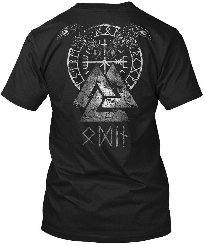 Must Have Viking S Tee T-Shirt Hot 2019 Summer Men'S Fashion Summer Short Sleeve Cotton Custom T Shirt Printing