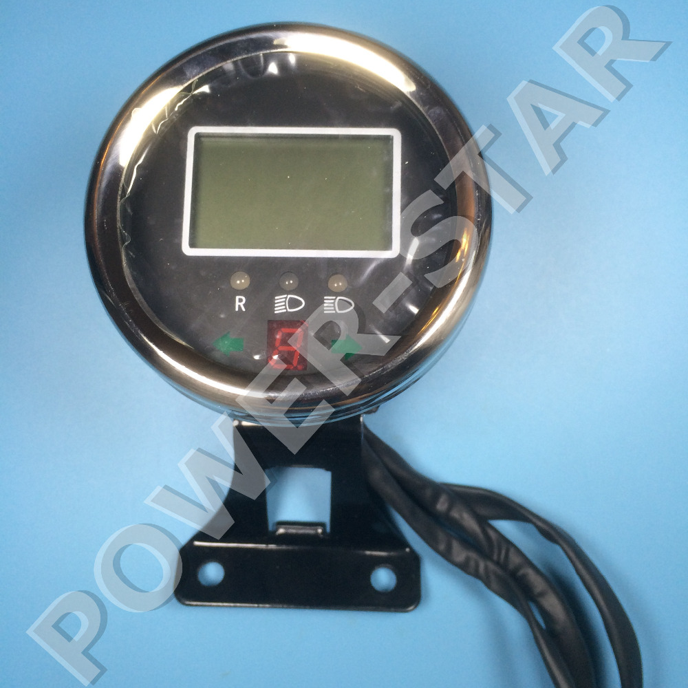 Automobiles & Motorcycles Motorcycle 110cc 125cc 150cc 200cc 250cc Atv Quad Dirt Bike Speedometer Universal High Quality And Inexpensive