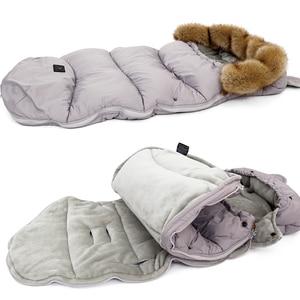 Image 3 - Baby Sleeping Bag For Stroller Baby Carriage Sack Pram Footmuff Warm Winter Changing Diaper Envelope For Newborn Baby Cocoon