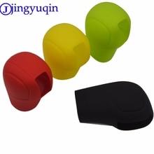 Jingyuqin, 5 цветов, популярное универсальное украшение для интерьера, воротники для переключения передач, силиконовая ручка переключения передач, чехол, Handbra для автомобиля