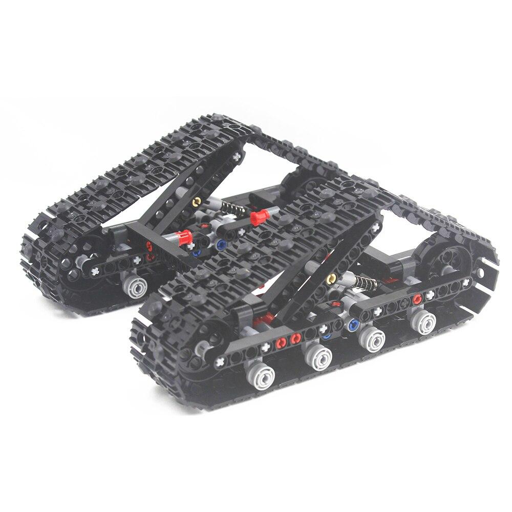 Building Blocks MOC Technic Track System compatible with lego noc TSMA328Building Blocks MOC Technic Track System compatible with lego noc TSMA328