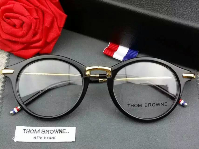 63dffed5804a Men Women acetate prescription spectacle Optical Reading Thom Browne tb808  TB-808 Myopia Eye glasses Frame Eyeglasses Frame