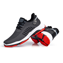 PUIMENTIUA 2019 Men Vulcanize Shoes Casual Comfort Sneakers Wear-resisting Non-slip Male Mesh Tenis Masculino Plus Size Footwear