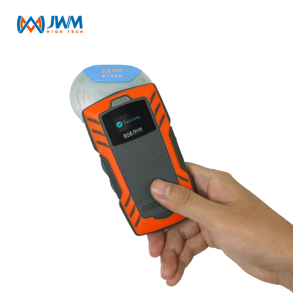 WM-5000L4D 4G Real Time Web Software Voice Call Guard Patrol Reader With Cloud Softare