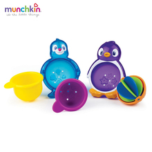 Игрушка для ванны Munchkin Морские животные 2шт   от 12 мес