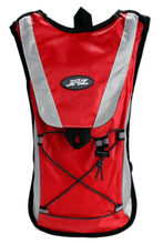 SEWS JSZ Outdoor Sport Cycling Backpack Water Bag (Color: Red)