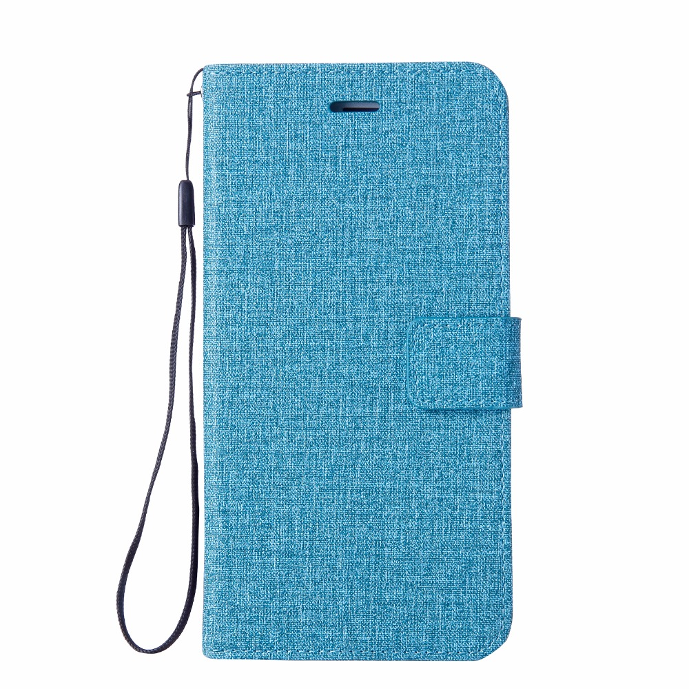 100pcslot Free shipping Cotton cloth 3 card+photo frame flip case for Huawei Ascend P20 P20 lite P20 plus leather cover case