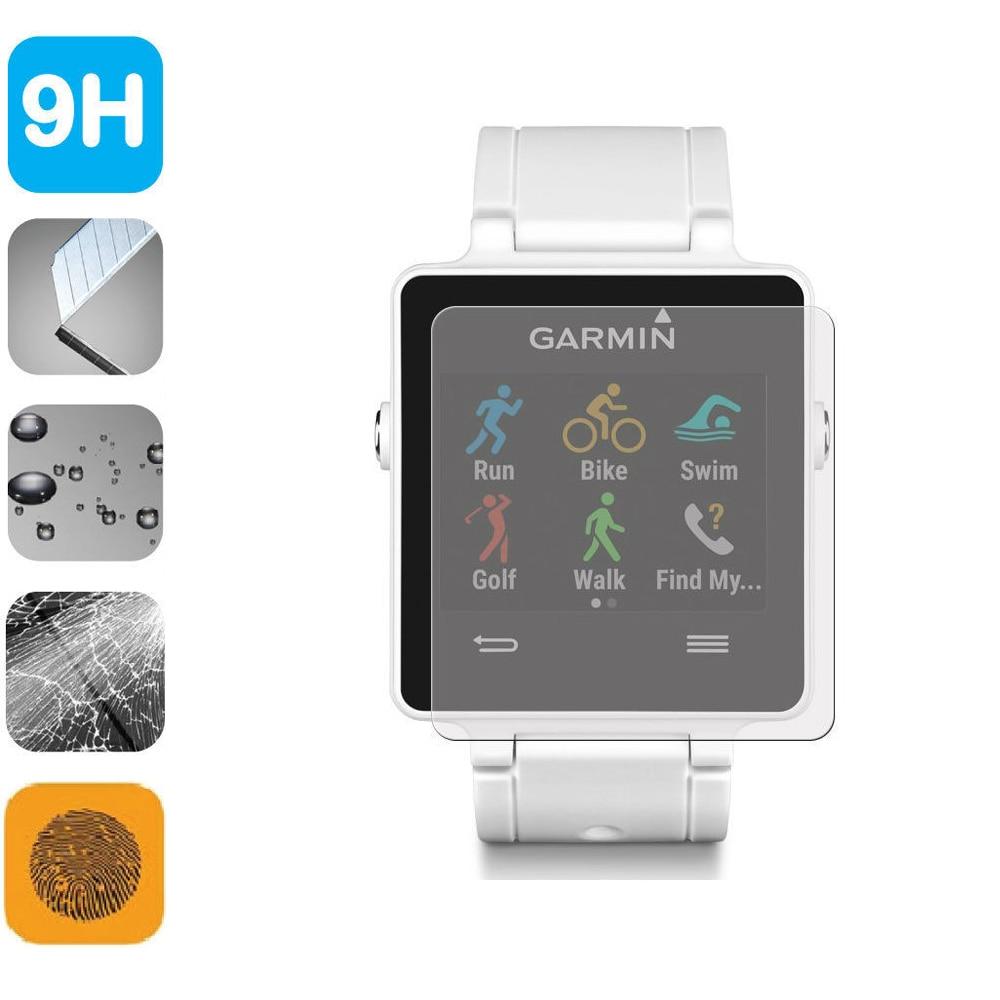 9H LCD-Displayschutzfolie aus gehärtetem Glas für Garmin - Handy-Zubehör und Ersatzteile