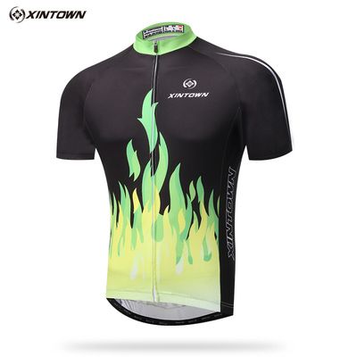 397725a96 Cycling jersey XINTOWN 2016 New bicicleta Montain Gear Sport Cycling  Clothing Bike Bicycle short sleeve cheap clothes china