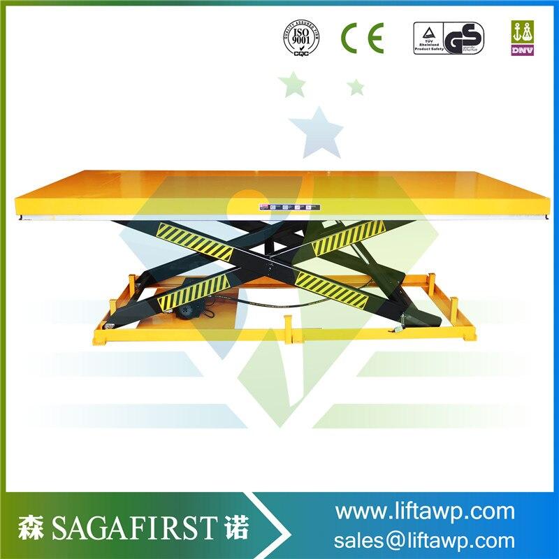 Hydraulic Electric Aerial Work Platform Scissor Lift