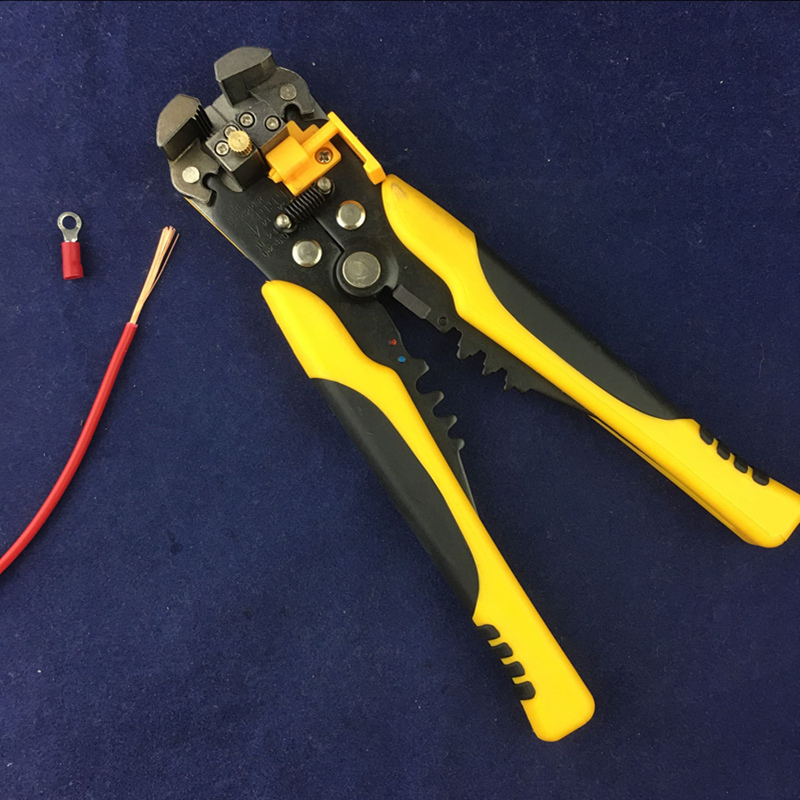 High Quality Cable Wire Stripper Cutter Crimper Automatic Multifunctional Terminal Crimping Stripping Plier Tools cable wire stripping multifunction professional electrical wire stripper high quality wire stripper tools cutter crimper