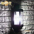 Indoor and outdoor classical wall light waterproof led lighting fashion hexagonal wall lamp vintage walkway lights