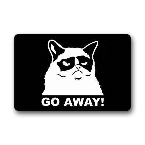 Memory Home Cool Design Funny Go Away Doormat Kitchen Mats Living Room Bath Carpet Bedroom Rugs