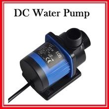 2 PCS 24V DC Water Pump Mini Submersible Aquarium Water Pump