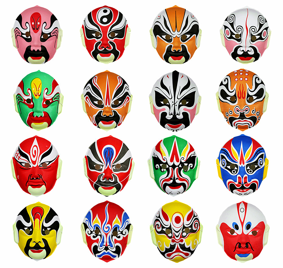 The History of Chinese Masks and Types