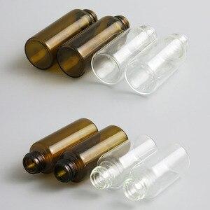 Image 5 - Promozione 500x20 ml 25ml di Liquido di Raccolta Del Campione Bottiglie di Vetro Fiale tappo A Vite Capacità 2/3oz bottiglia di Vetro del campione