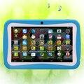 7 Pulgadas NIÑOS Android Tablets PC WIFI Bluetooth Quad core cámara 8 GB 1024*600 tab Para bebé y tabletas para niños de Los Niños exclusivo