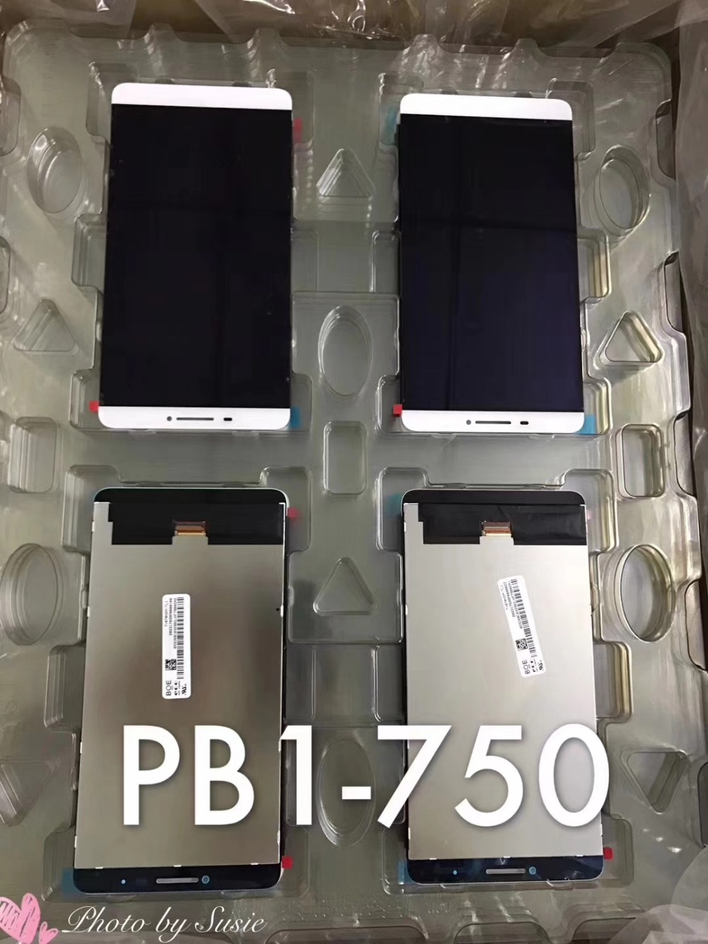 For Lenovo PB1-750 PB1-750N PB1-750M LCD Display Touch Screen Digitizer Assembly