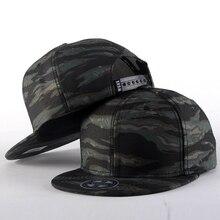 Camo Camuflaje Snapback Caps 2016 Nuevo Gorras Planas Hip Hop Sombreros para Los Hombres de Béisbol de 6 Paneles Gorra de Caza Militar Del Ejército Gorras de Drake