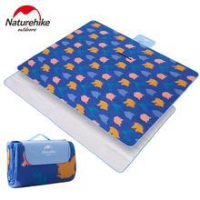 цены на Naturehike Picnic Mat Portable Outdoor Camping Mat Waterproof Plaid Blanket Baby Blanket Multiplayer Tourist Beach Mat 200*200cm  в интернет-магазинах