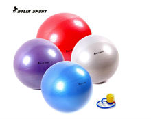 Free shipping authentic big yoga ball fitness  65cm Environmental pregnant thickening explosion