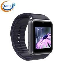 GFT GT08A Letzten neupreis smart uhr telefon für Android sport armbanduhr smartwatch touchscreen mit kamera