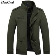 Venta caliente primavera otoño nueva moda marca hombres chaqueta Abrigos abrigo Delgado algodón Chaquetas abrigo parka más tamaño hombre abrigos