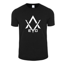 New Fashion The Science Fiction Movie ETO T-Shirt Cotton Short Sleeved Men Three Earth Past Loose Clothing Plus Size