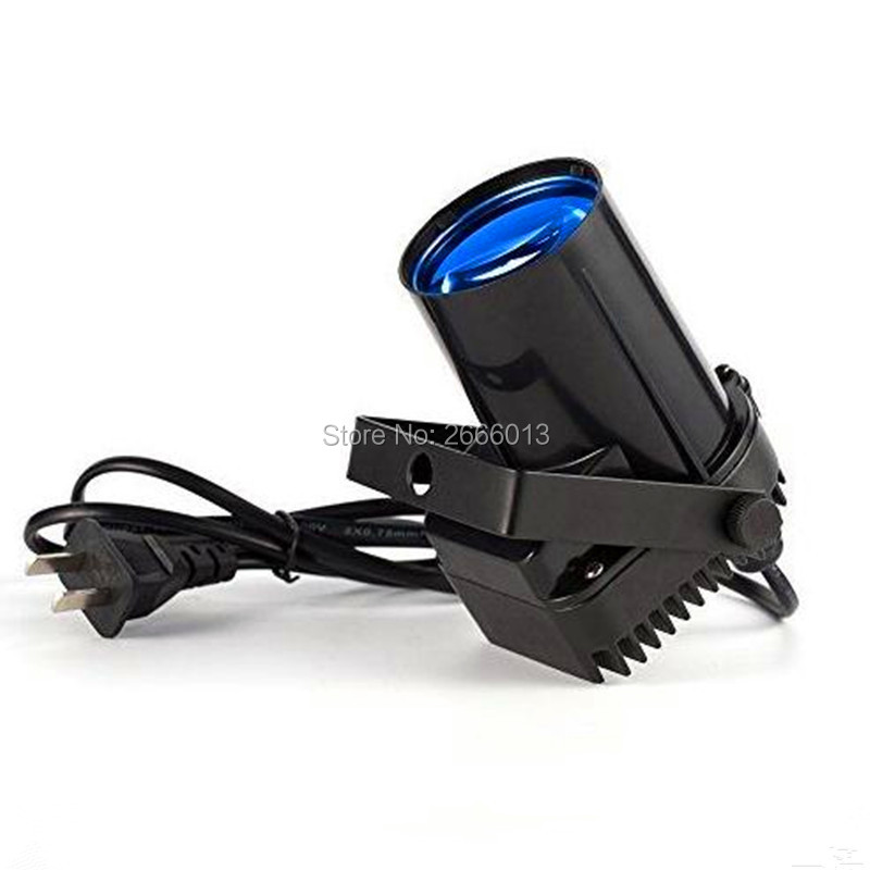 цены Niugul MiNi Projector Blue color Led Pinspot Spotlights Disco Spot light LED Beam DJ Stage home Party Show Lights Blue LED lamp