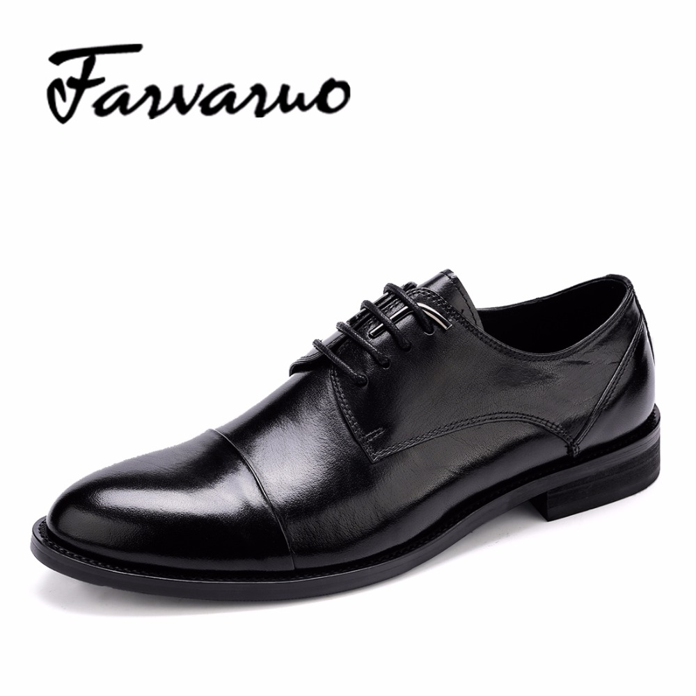 New 2017 Mens Italian Casual Flats Genuine Leather Oxford Shoes for Brand Men Plataforma Dress Oxfords Breathable Stitching Shoe