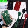 LOVECASECrocodile Pattern TPU Luxury Leather For IPhone7plus Mobile Phone Cover For IPhone6 7 8 Plus Phone