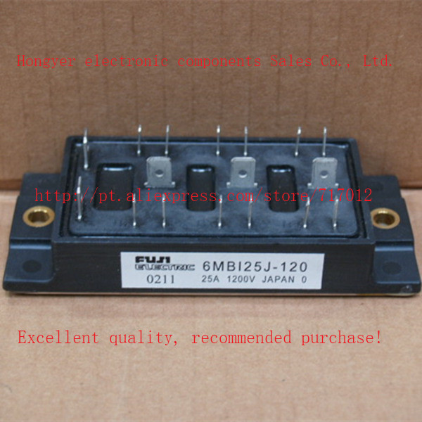 ФОТО Free Shipping 6MBI25J-120 No New(Old components)   IGBT  module:25A-1200V,Can directly buy or contact the seller
